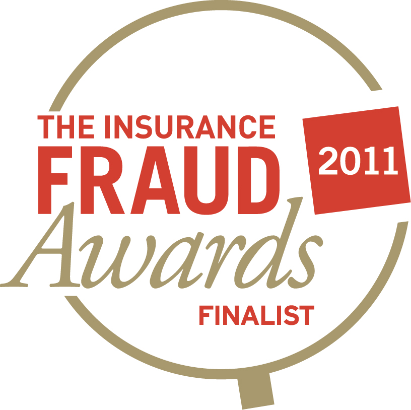 THE UK INSURANCE FRAUD AWARDS FINALIST 2011