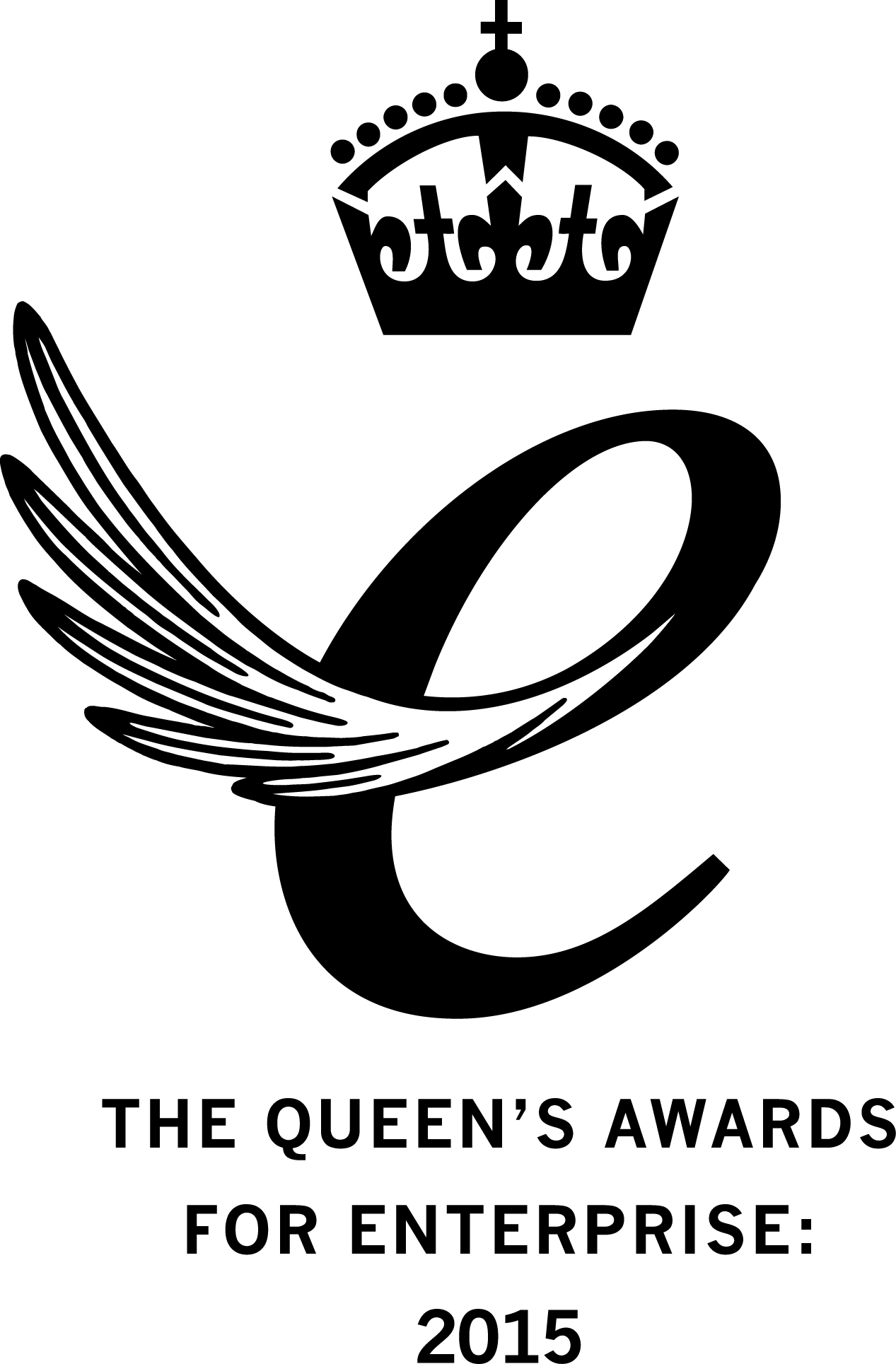 WINNER, THE QUEEN'S AWARD FOR ENTERPRISE 2015 – INNOVATION