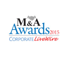 M&A LIVEWIRE INTERNATIONAL AWARDS 2015 – MOST OUTSTANDING FRAUD INVESTIGATION SPECIALIST – UK