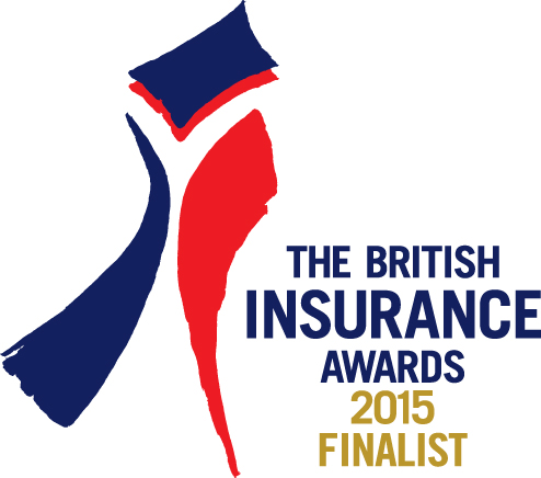 FINALIST, THE BRITISH INSURANCE AWARDS, CLAIMS INITIATIVE OF THE YEAR – OUTSOURCED PARTNER 2015