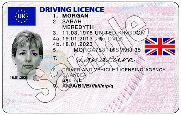 ® The – Group Brownsword Driving On Debuts Uk British Licences Flag